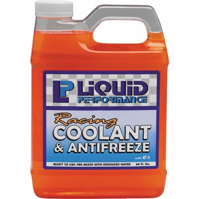 Liquid Performance 0016 Racing Coolant & Anti-Freeze - 64 FL OZ (0016)