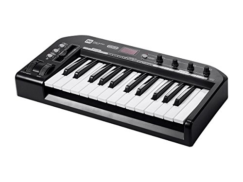 Monoprice 606304 25-Key MIDI Keyboard Controller - Black by Monoprice