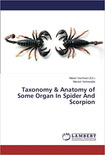 Taxonomy Anatomy Of Some Organ In Spider And Scorpion Manish