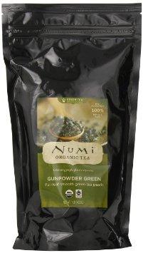 Numi Organic Tea Gunpowder Green - Full Leaf, Loose Leaf, Temple of Heaven Green Tea