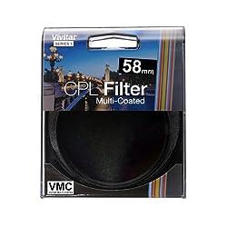 Vivitar Series 1 58mm Multi-coated Circular Polarizer Glass Filter