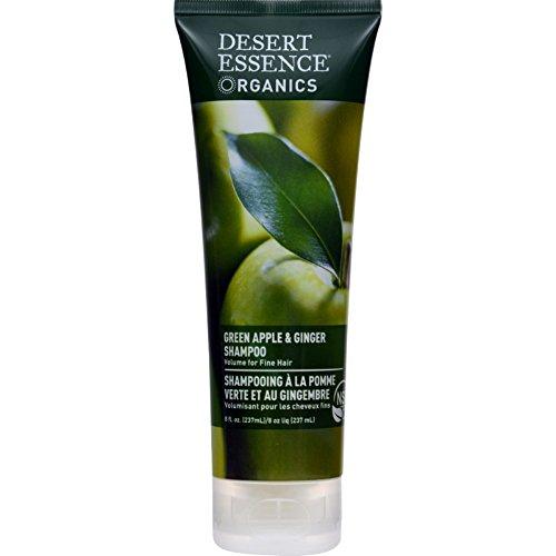 Price comparison product image dolly2u Desert Essence Shampoo Green Apple and Ginger8 fl oz