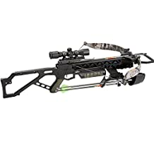 Excalibur 1108708 E95922 Matrix Grz 2 Crossbow Package, Black/Camo, One Size