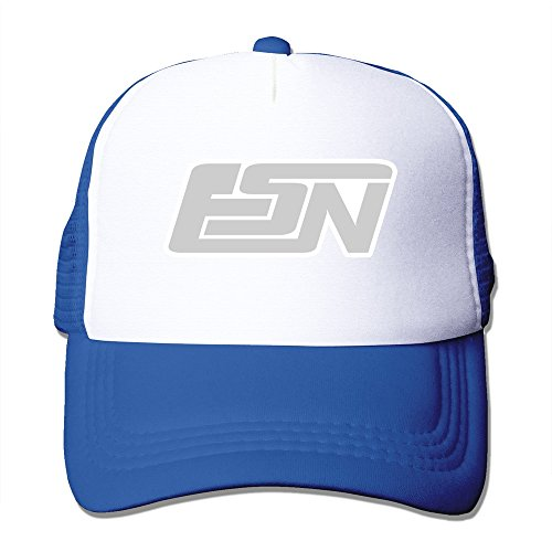 Lksjsadj Elite Scout Network Adjustable Hats Royalblue