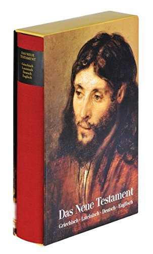 Das Neue Testament: Novum Testamentum Tetraglotton
