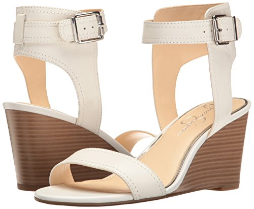 Pictures of Jessica Simpson Women's Cristabel Wedge Sandal US 4