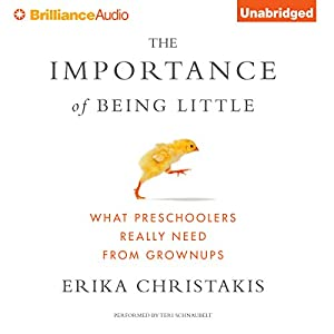 The Importance of Being Little Audiobook