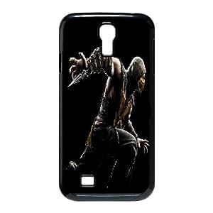 LSQDIY(R) Mortal Kombat X SamSung Galaxy S4 I9500 Case, Custom SamSung Galaxy S4 I9500 Phone Case Mortal Kombat X