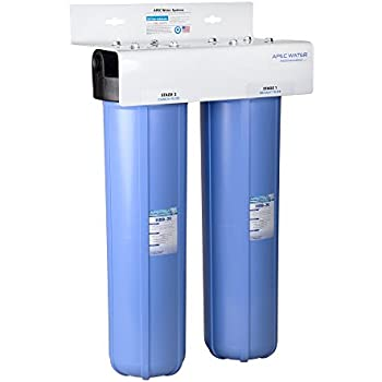 Apec 2 Stage Whole House Water Filter System With Sediment