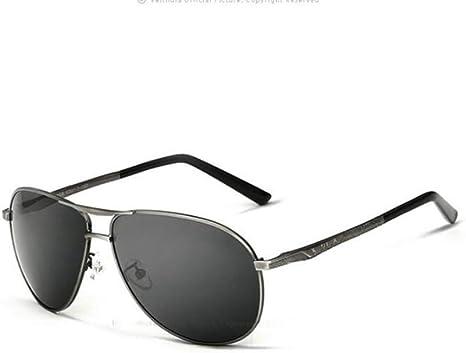 Tcaijing Gafas polarizadas Gafas de Sol de los Hombres al-magnesio ...