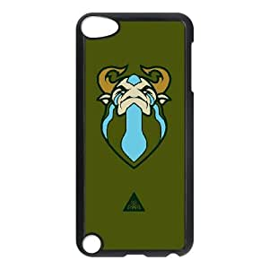 iPod Touch 5 Case Black Defense Of The Ancients Dota 2 NATURE'S PROPHET 002 KWL0581320