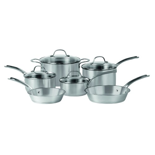 Royal Doulton 40000442 Gordon Ramsay 10-Piece Cookware by Royal Doulton