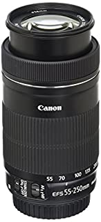 Canon EF-S 55-250mm F/4-5.6 is STM Telephoto Zoom Lens (B00EFILVQU) | Amazon Products