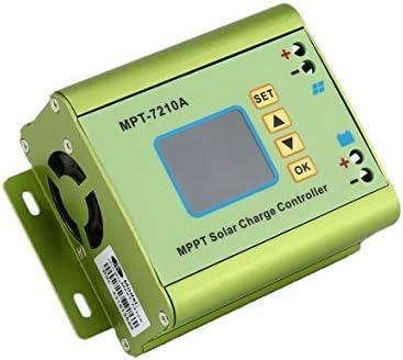 Sylvialuca LCD MPPT Solarregler Laderegler 24/36/48/60 / 72V Boost MPT-7210A Solarregler Laderegler