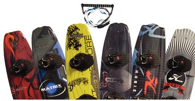 Hydroslide Wakeboard Package W/Rope, Assorted Colors for sale  Delivered anywhere in USA