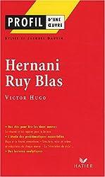 Profil d'une oeuvre : Hernani - Ruy Blas de Victor Hugo
