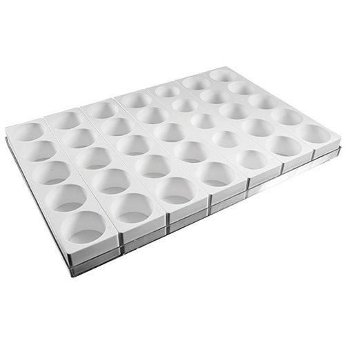 Silikomart Multiflex 170 70/7 Silicone-Mold Set