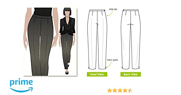 - Click for Other Sizes Available McKenzie Woven Pant Style Arc Sewing Pattern Sizes 04-16