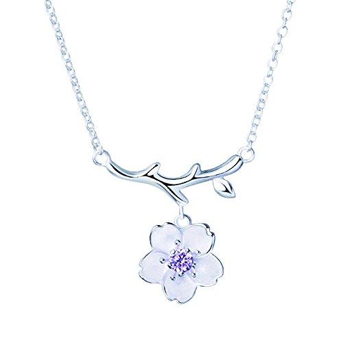 Cherry Blossom Necklace - 1