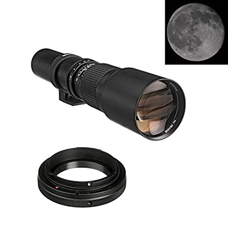 Review 500mm f/8 Telephoto Manual