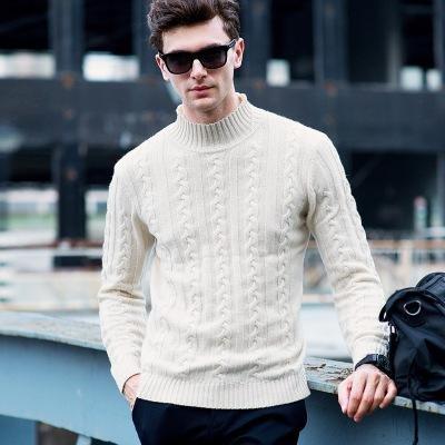 Langmotai Pullover Die Pullover Männer Pullover Ist Frühling Männer Pullover Pullover Men& 039;s Casual Pullover Classic Einfach Solide Männer Pullover