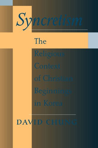 Syncretism: The Religious Context of Christian Beginnings...