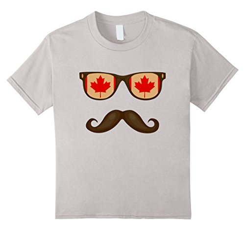 kids-canadian-flag-sunglasses-moustaches-t-shirt-canada-tee-12-silver