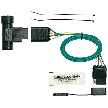 Amazon.com: Hopkins 41115 Plug-In Simple Vehicle Wiring Kit ...
