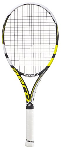 Babolat AeroPro Drive GT Lite Tennis Racquet - Used Demo Strung With - Racket Lite Tennis
