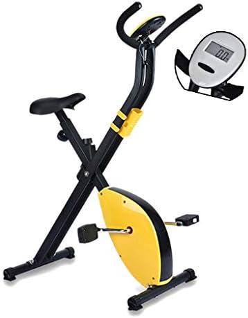 Deportes Bicicleta Estática Mute Bicicleta De Ejercicio Pérdida De Peso De Bicicletas Aparatos De Gimnasia Máquinas De Ejercicios For Bajar De Peso (Color : Yellow): Amazon.es: Deportes y aire libre
