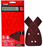 Task Tools T13191 Mouse Sander Discs for Black and Decker