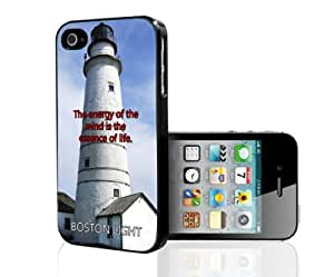 Boston Light Lighthouse iPhone 4/4s case