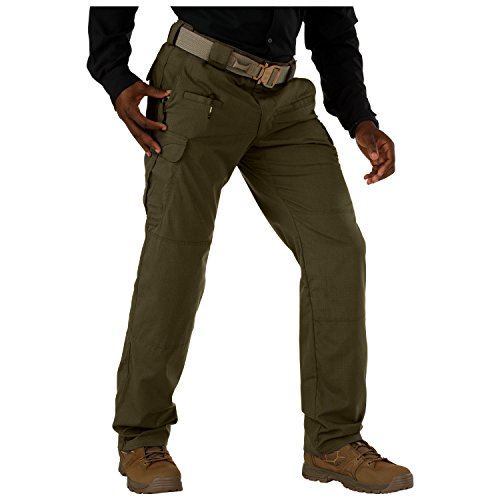 5.11 Tactical Stryke Pant With Flex-Tac TM,44W-30L,Tundra by 5.11
