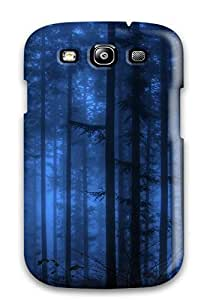 Series Skin Case Cover For Galaxy S3(fog)