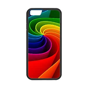 iPhone 6,6S Plus Phone Case, With Colorful Pattern Image On The Back - Colourful Store Designed