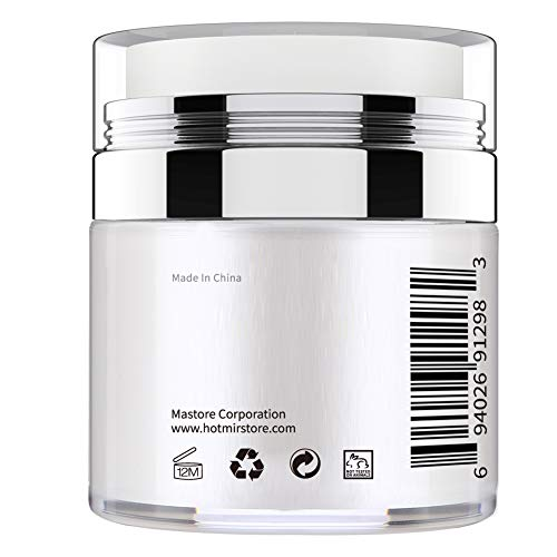 412G6ea5KgL - Hotmir Retinol Moisturizer Cream for Face and Neck, | with 2.5% Retinol, Hyaluronic Acid, Vitamin E and Green Tea | Anti Wrinkle Cream for Men and Women - 1.7 fl oz