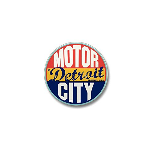 CafePress Detroit Vintage Label 1