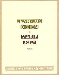 Marie Joly par Jean-Luc Bizien