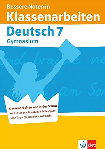 Deutsch, Gymnasium