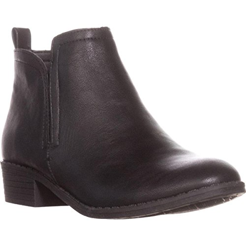 American Rag Womens Cadee Round Toe Ankle Chelsea Boots, Black, Size 8.0 from American Rag