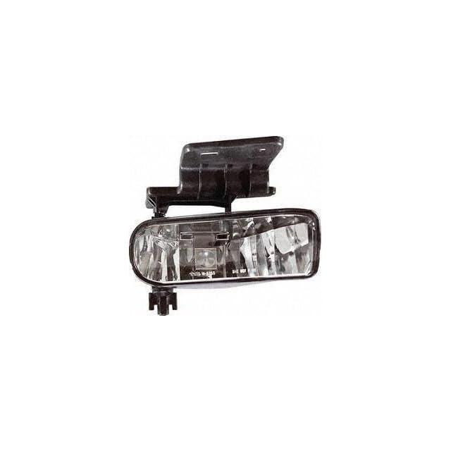 00 05 CHEVY CHEVROLET SUBURBAN FOG LIGHT RH (PASSENGER SIDE) SUV, EXCEPT Z71 (2000 00 2001 01 2002 02 2003 03 2004 04 2005 05) 19 5317 01 15187250