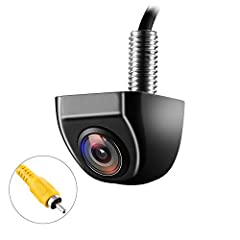 NATIKA WD-011, The Amazing Wide Angle, Night Vision and Waterproof Backup Camera Specification Signal System: NTSC Resolution: 600 TV lines Effective Pixels: 960(H)*576(V)pixels Low illumination level: 0.01Lux Lens viewing angle: 170 degrees ...