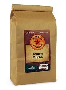 Lola Savannah Coffee - Yemen Mocha (Ground) 5lb