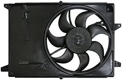 Nuevo doble radiador y condensador Ventilador para Chevrolet Spark ...
