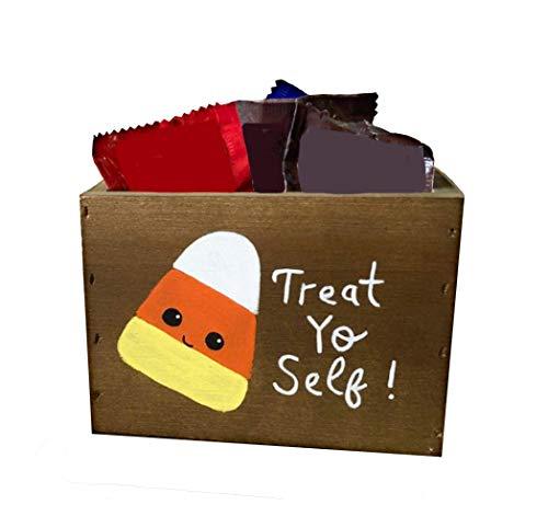 Treat Yo Self Halloween Candy