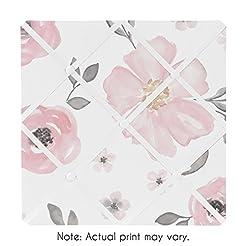 Sweet Jojo Designs Blush Pink, Grey and ...