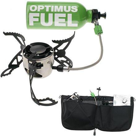 Optimus nova + MultiFuel Expedition eléctrica: Amazon.es: Deportes ...