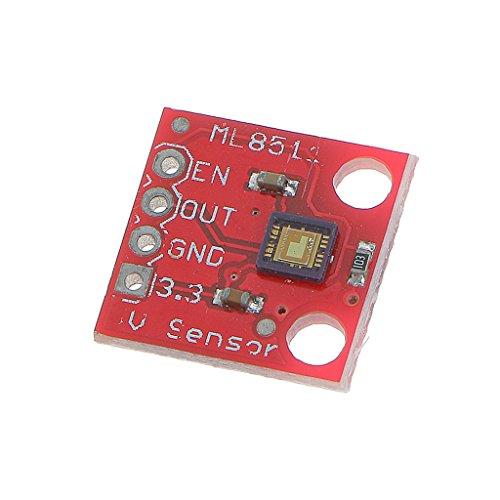 ML8511紫外線センサーモジュール UV検出ジュール 280nm-390nm