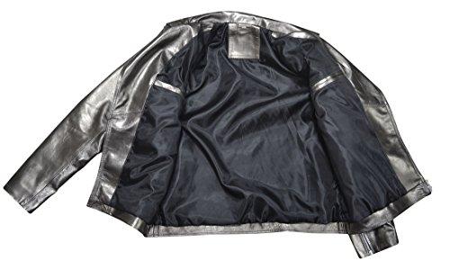 1d4556ecbd9 QuickSilver Even Peter X MEN Apocalypse Leather Jacket