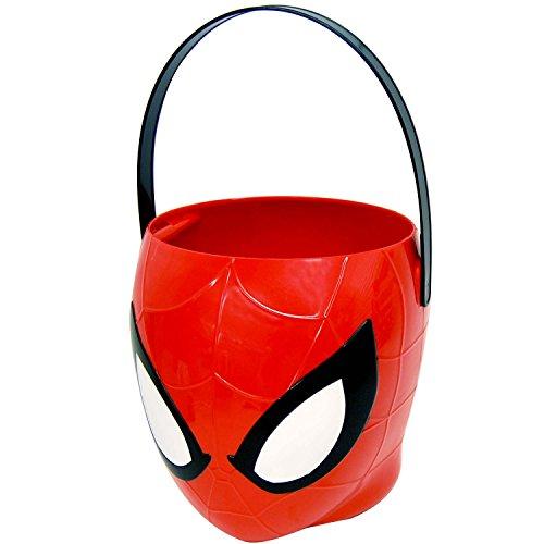 Spider-Man Spiderman Figural Plastic Bucket
